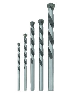 Masonry bits for concrete application
